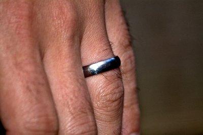 Auf einfache Weise die Ringgröße messen.