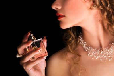 Erotische Düfte wecken Leidenschaft und Sinnlichkeit.