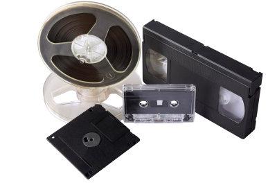 Videos schneiden war früher schwieriger.