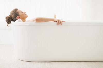 Ohne Kratzer lässt es sich besser baden.