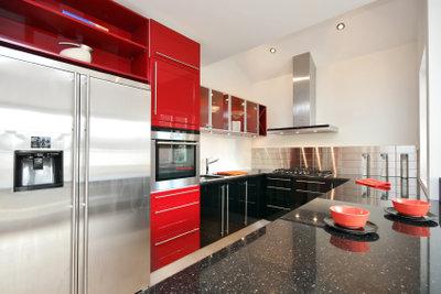 Nutzen Sie Edelstahl in der Küche?