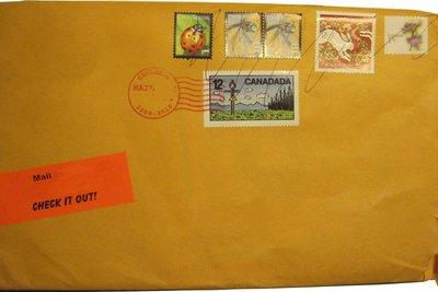 Wichtige Postsendungen als Einschreiben aufgeben