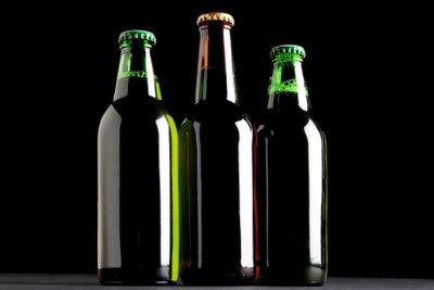 Zu viel Alkohol macht schnell betrunken.