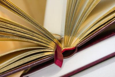 Personales Erzählen ist in Romanen beliebt.