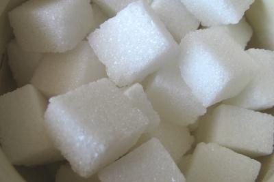Zucker für eine gesättigte Zuckerlösung