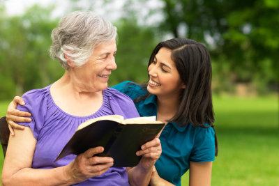 Genießen Sie das Rentnerleben!