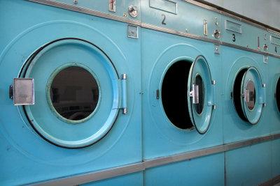 Hier wird Ihre Wäsche wieder blitzsauber.