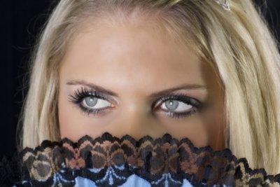 Die Farbe der Augen als Entscheidungshilfe.