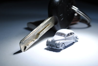 Die bestandene Theorieprüfung ist der Schlüssel zum Führerschein
