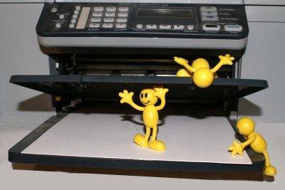 Druckerpatronen kostensparend nachfüllen