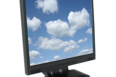 Bildschirm mithilfe einer Tastenkombination richtig gedreht.