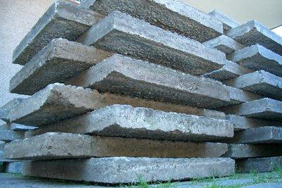Beton kann Baustoff für Küchenarbeitsplatten sein.