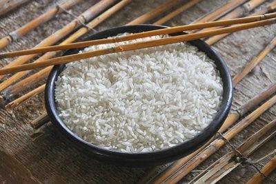Reis gelingt auch in der Mikrowelle.
