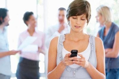 Zeichenerklärungen für Ihre SMS-Nachrichten