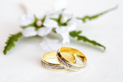 Eine Hochzeit ist etwas ganz Besonderes.