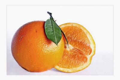 Die Orange - eine vielseitige Frucht.