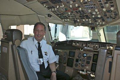 Piloten tragen eine hohe Verantwortung