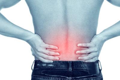 Häufige Rückenschmerzen müssen abgeklärt werden.