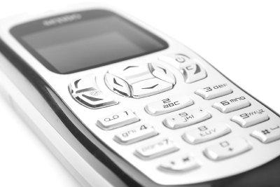 Beim Vodafone 236 die Tastatur entsperren