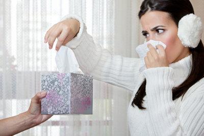 Krankmeldung bei schwerer Erkältung
