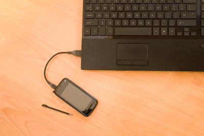Einfacher Datentransfer per USB