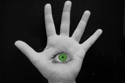 Wahrsagerei über die Lebenslinien Ihrer Hand.