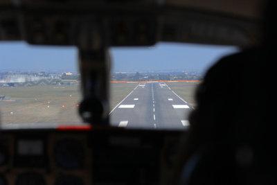 Pilot ist Traumberuf vieler junger Menschen.