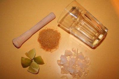 Die wichtigsten Zutaten für Caipirinha