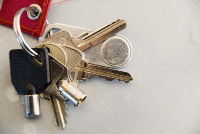 Haushüter mit Schlüsselgewalt