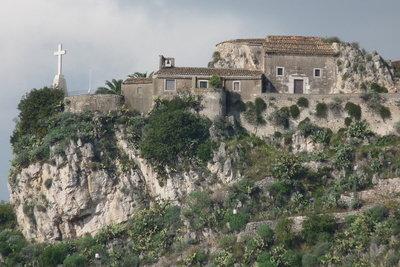 Ein Kloster ist ein guter Rückzugsort.