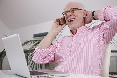 Lachen hat auch eine befreiende Wirkung