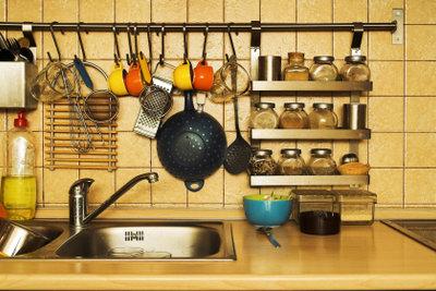 So schön ist die saubere WG-Küche!