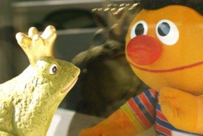 Ernies Kostüm: Nähen Sie es selbst.
