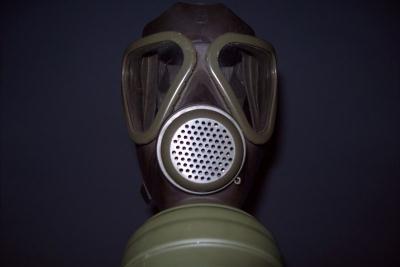 Gasmaske mit Bedacht kaufen