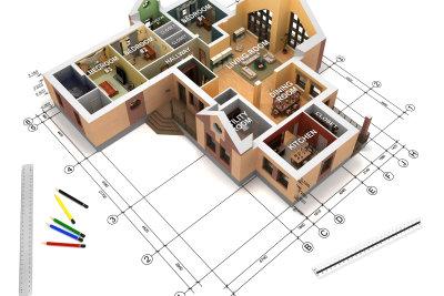 Ein 3D-Planprogramm kann so aussehen.