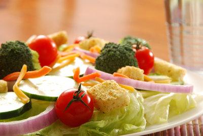 Gemüse ist gesund und SiS tauglich