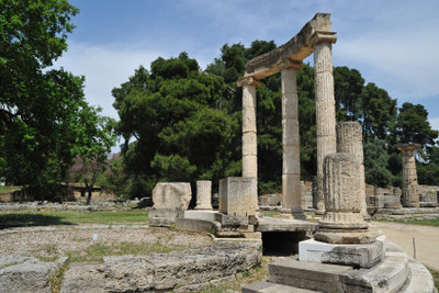 Der bekannteste Versepos kommt aus Griechenland.