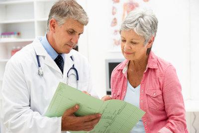 Bei Feigwarzen-Erkrankung ist ärztliche Beratung angebracht.