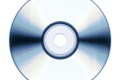 Den Mac von der CD starten