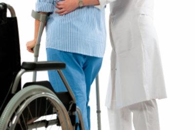 Liebvolle Pflege für bedürftige Rund um die Uhr.