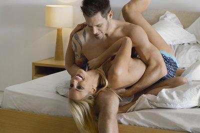 Langer Sex ist ein erstrebenswertes Ziel.