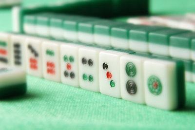 Mahjong fördert die Konzentration.