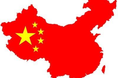 China als eines der Länder Asiens