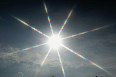 Nur die Sonne erzeugt fleckenfreie Bräune.
