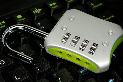 Sicher mit Passwort