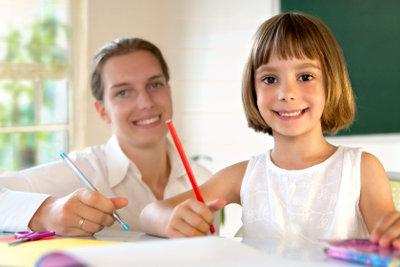 Einfache Strategien helfen Kindern beim Umgang mit großen Zahlen.