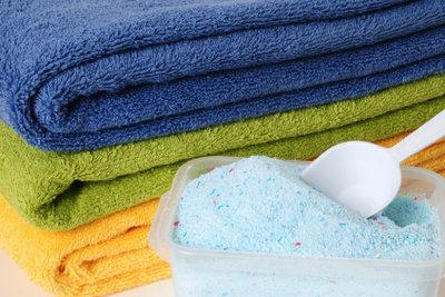 So wird die Wäsche wieder sauber.