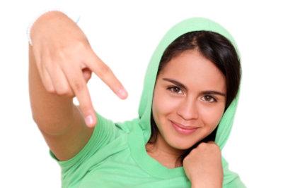 Hip-Hop-Handzeichen haben viele Bedeutungen.
