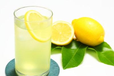 Frische Limonade einfach selber machen.