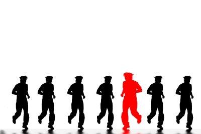 Jeder will individuell sein.
